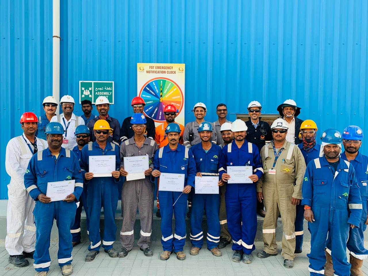 Safety award 2019